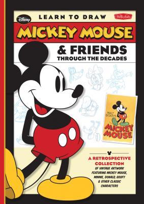 283x400 Learn To Draw Mickey Mousemp Friends Through The Decades