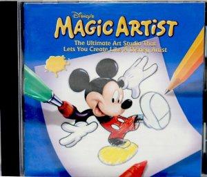 300x256 Disney's Magic Artist Disney Wiki Fandom Powered By Wikia
