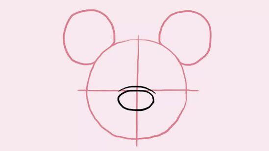 549x309 3 Ways To Draw Minnie Mouse Step By Step