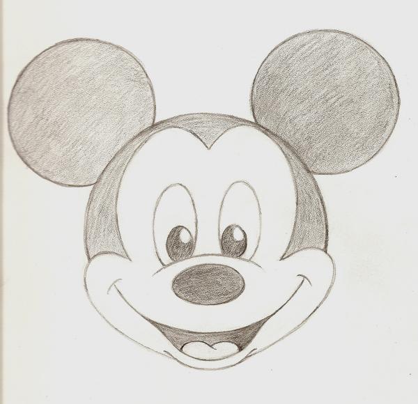 600x580 Mickey Mouse By Saintrok On Disney