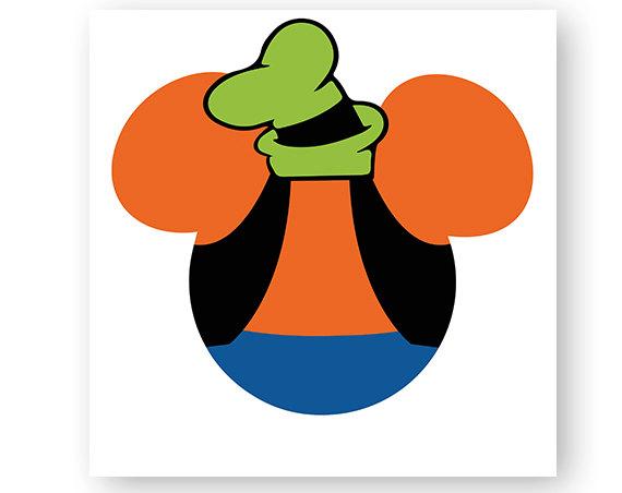 570x452 Disney Goofy Icon Minnie Mouse Head Icon Mickey Mouse Head