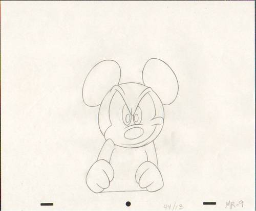 500x413 Mickey Mouse Images Original Mickey Mouse Production Drawing Hd
