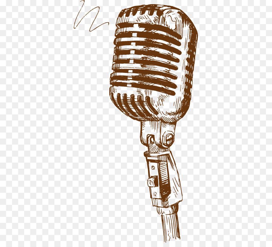 900x820 Microphone Musical Instrument Drawing