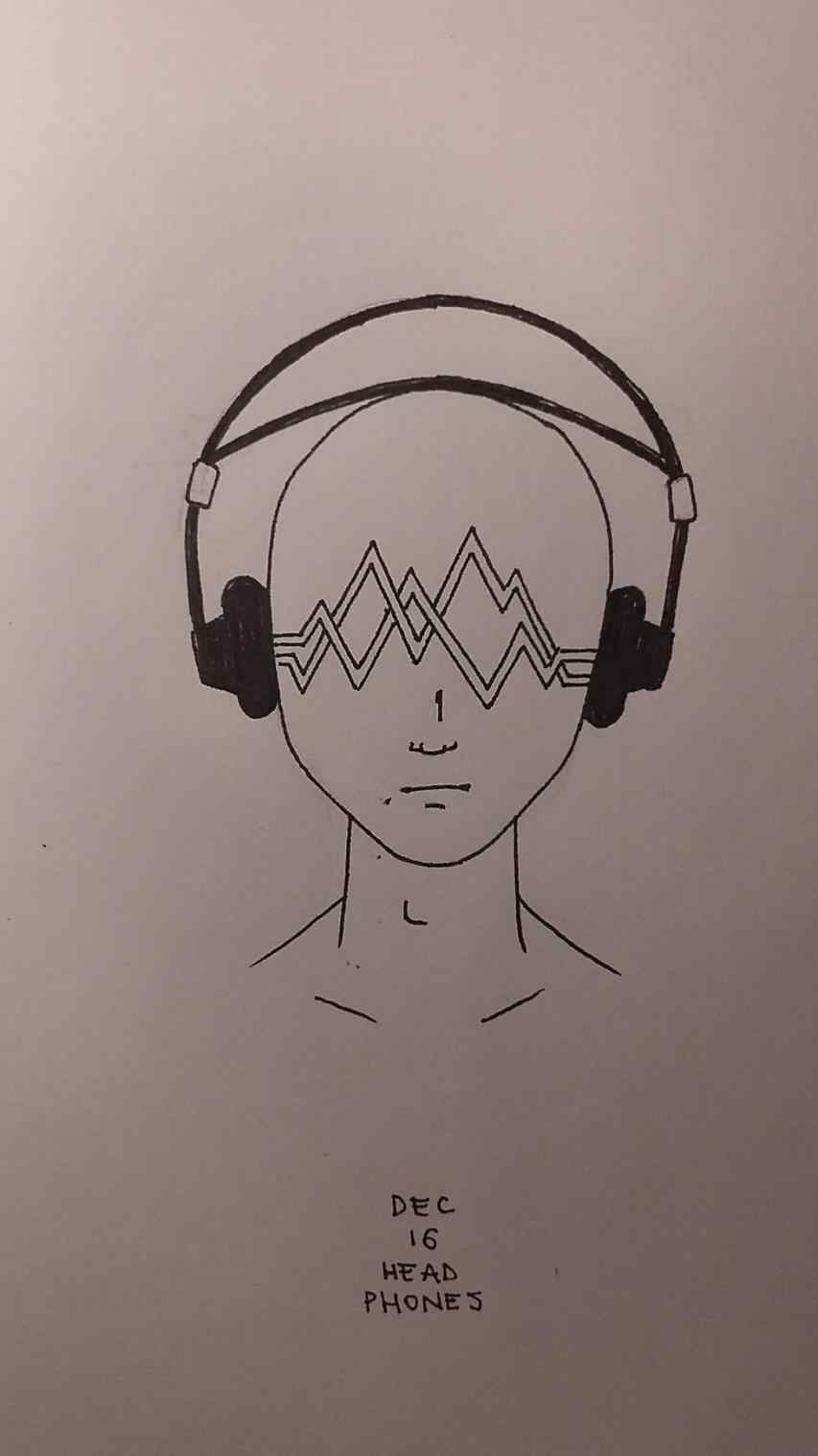 853x1517 Drawing Microphone Listen Stock Drawn Heart Pencil And In Color
