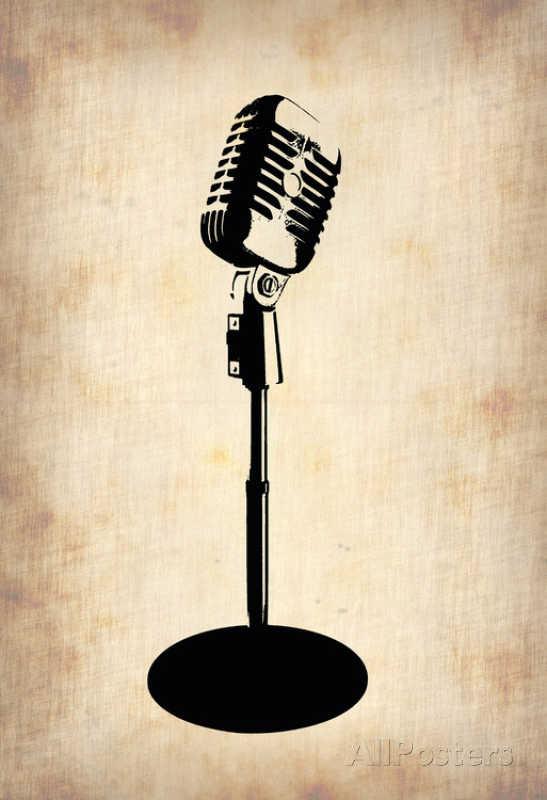 547x800 Vintage Microphone Vintage Microphone, Vintage And Radios