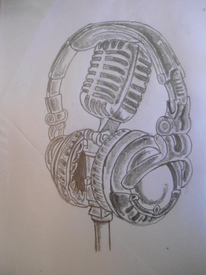 720x960 Mic And Headphone By Dayo16