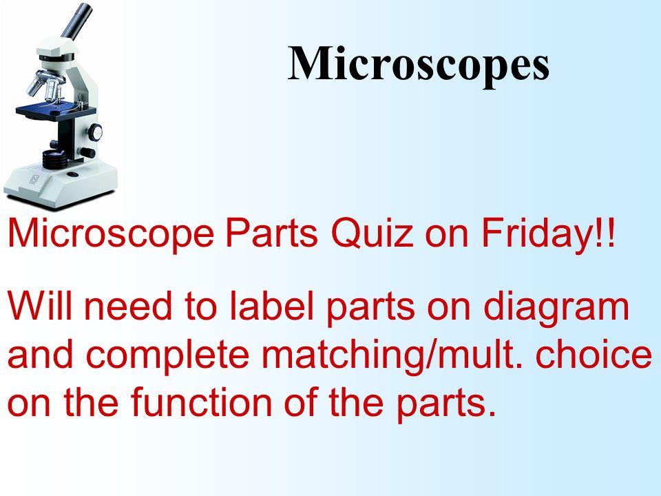 960x720 Microscopes Microscope Parts Quiz On Friday!!