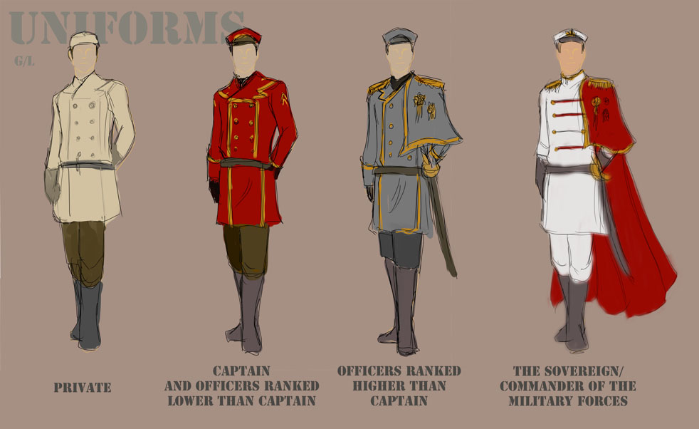 uniform zum ausmalen