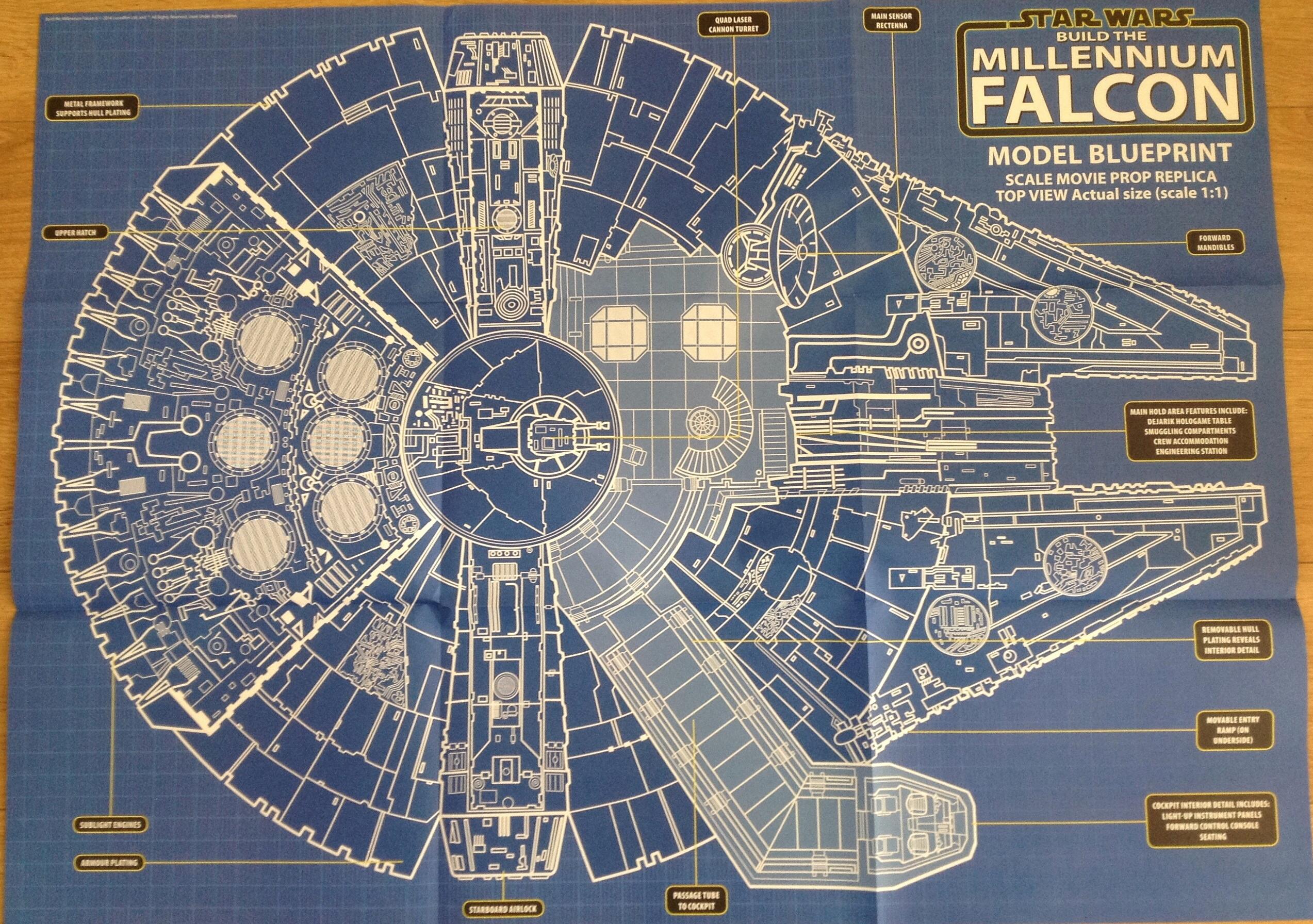 2546x1792 47 Inspirational Millennium Falcon Floor Plan