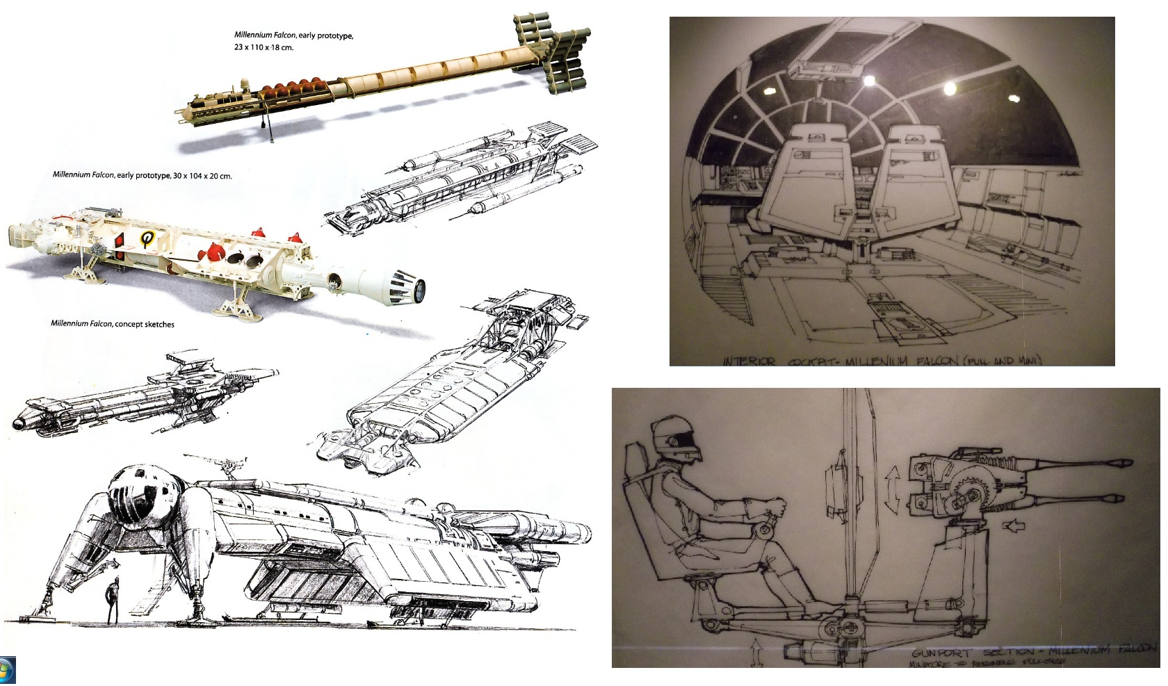 1680x987 The Millennium Falcon From Concept To Screen