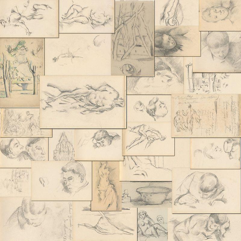 800x800 Artist Paul Million Dollar Drawing Collage Quilt Framed
