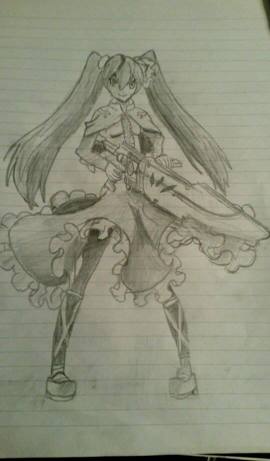 540x922 Drawing