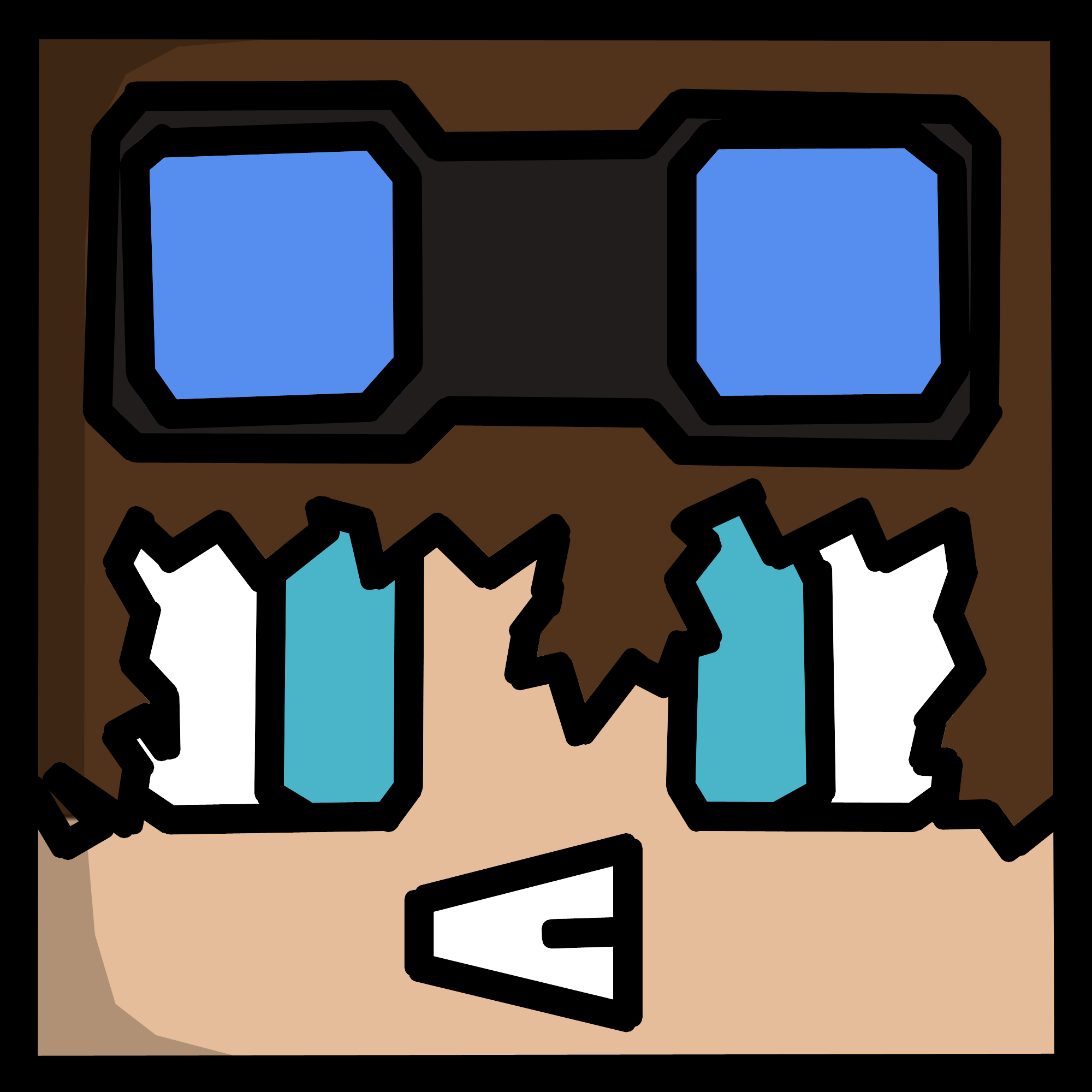 2000x2000 Draw Youre Minecraft Face As A Cartoon
