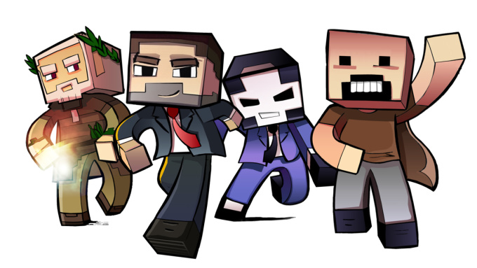 minecraft cartoon drawing at getdrawings com free for personal use