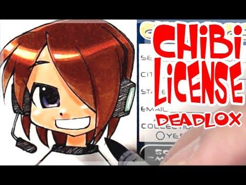 480x360 Drawing Chibi License