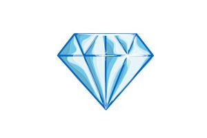 300x200 How To Draw A Diamond Shape