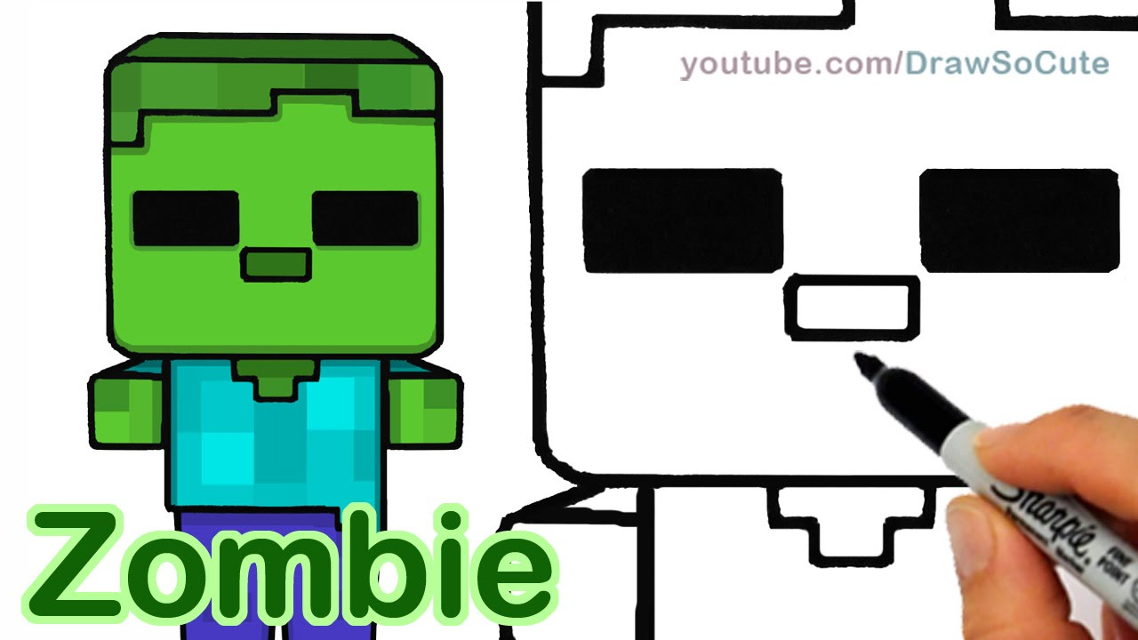 Minecraft Dog Drawing at GetDrawings.com | Free for personal use ...