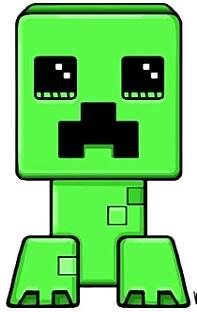 197x312 Creeper Gaming Creepers, Kawaii And Draw