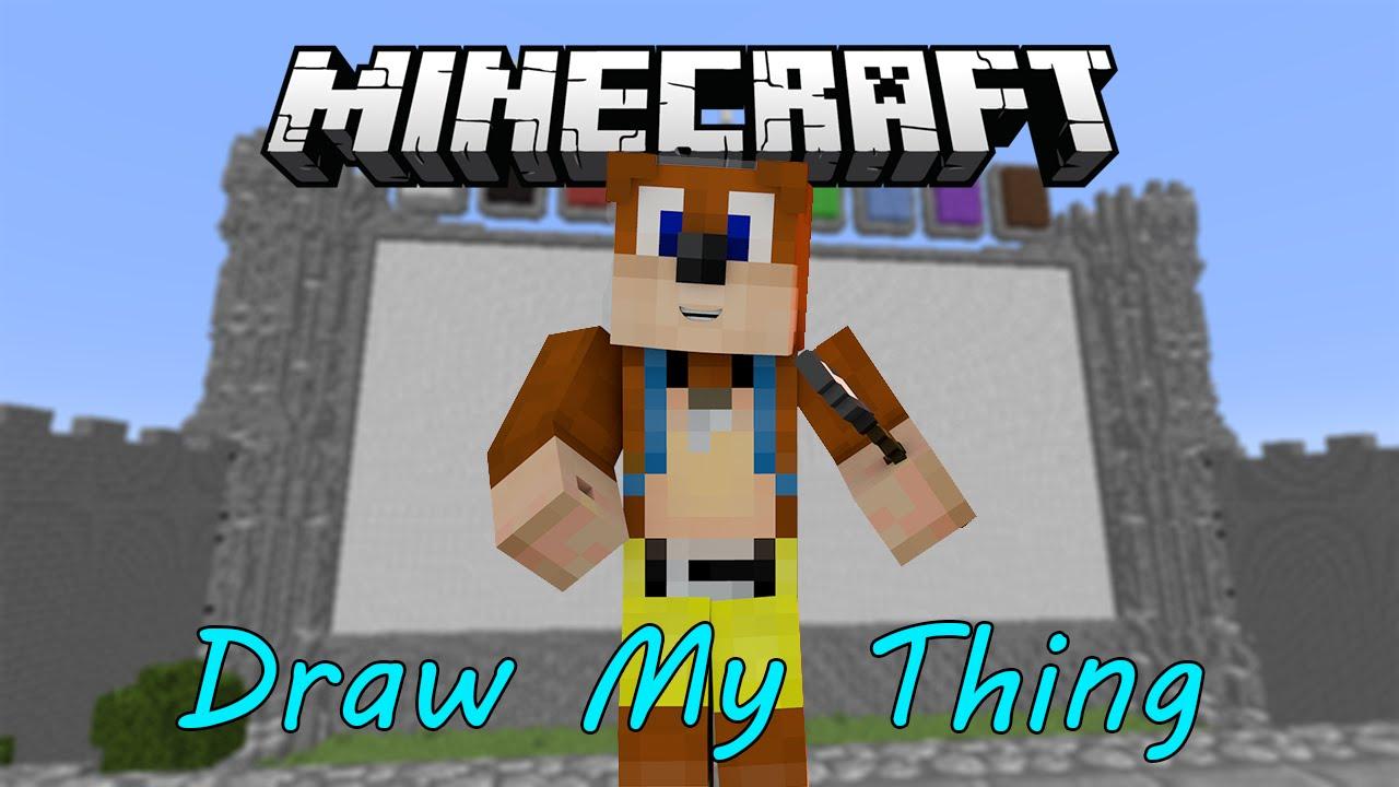 1280x720 Minecraft Drawing Games Minecraft Mini Games