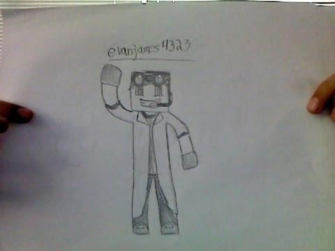 480x360 Drawing Minecraft Skins Evanjames4323