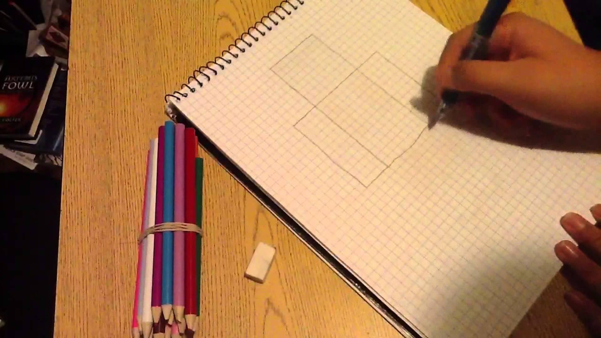 1920x1080 How To Draw Minecraft Skins(Monday)