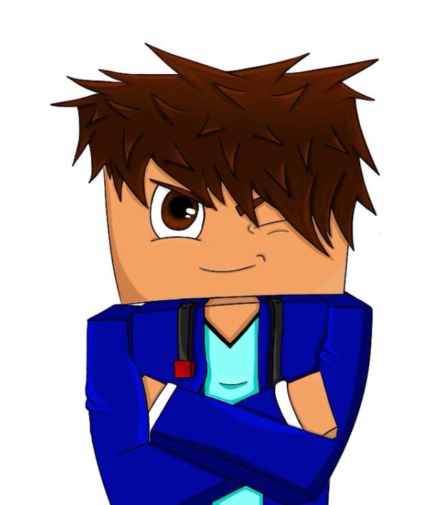653x735 Minecraft Art