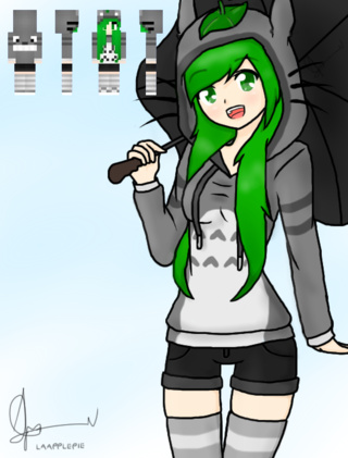 320x421 Minecraftskins Drawings On Paigeeworld. Pictures Of Minecraftskins