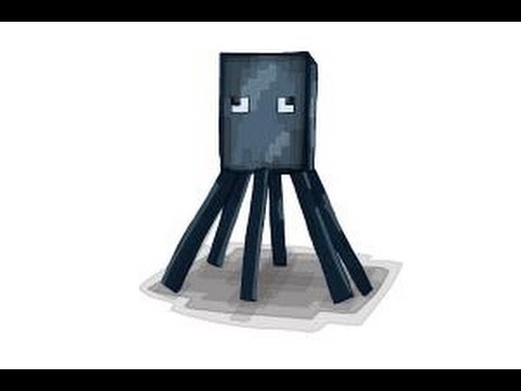 480x360 How To Draw Squid From Minecraft