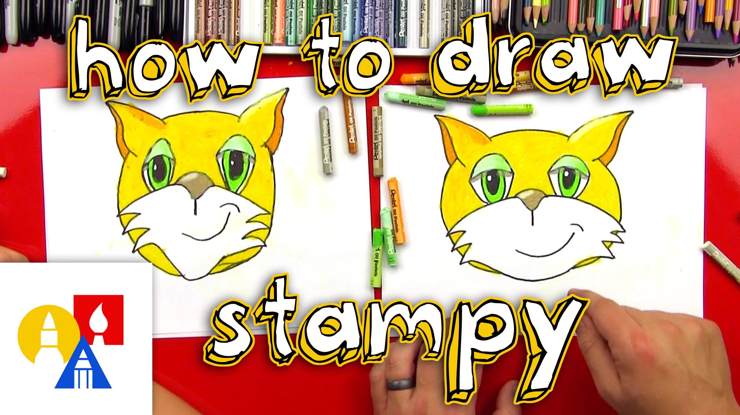 2463x1381 How To Draw Stampy