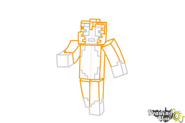600x400 How To Draw Stampylonghead From Minecraft