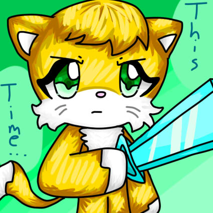 Minecraft stampy drawing at getdrawings free for personal use 425x425 mr stampycat by charactor on deviantart altavistaventures Images