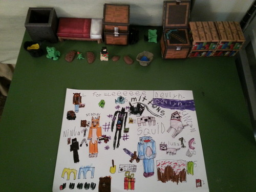 500x375 Stampylongnose Images Devlyn's Drawing Of Stampy Cat's Life Hd
