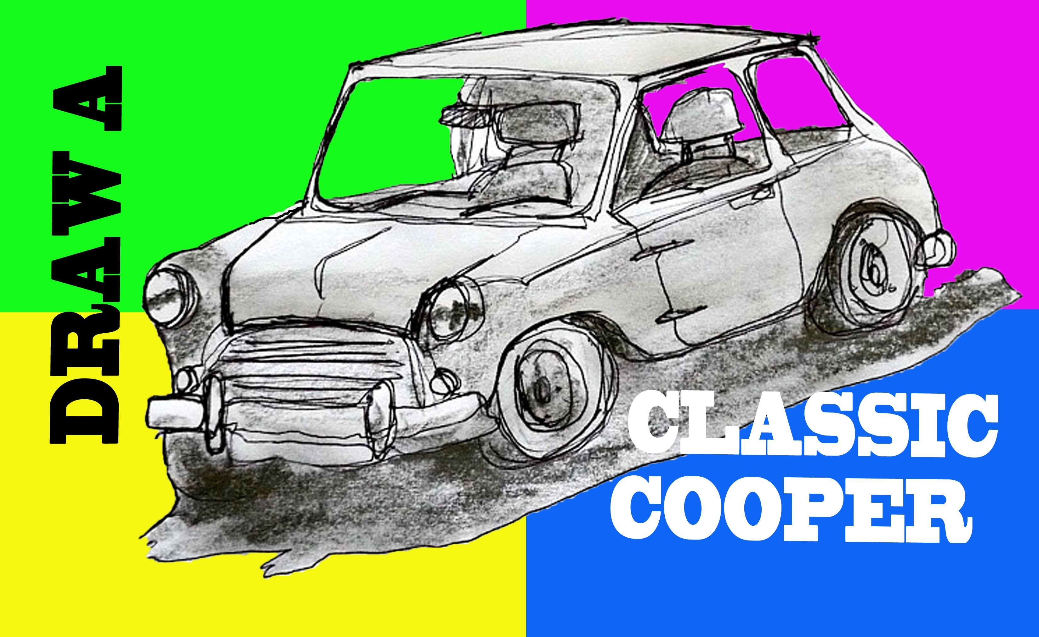 3300x2026 How To Draw A Car
