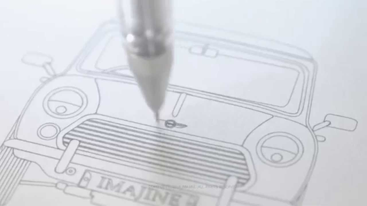 1280x720 Rover Mini Drawing With Cnc