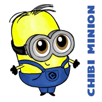 350x350 How To Draw Chibi Baby Minions With Easy Step By Step Drawing