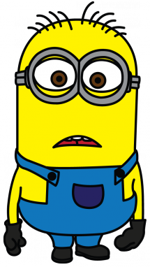 215x382 How To Draw Minion, Minions, Cartoons, Easy Step By Step Drawing