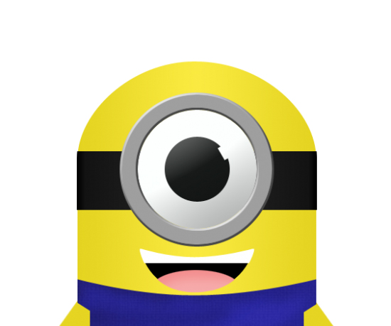 550x459 Despicable Me Minion Character Inspiration Inspiration