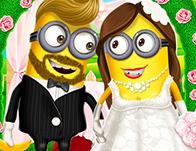 196x151 Minion Girl Wedding Party