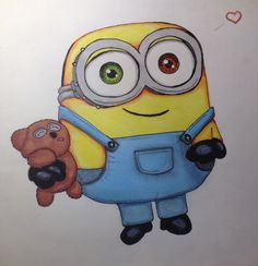 236x244 King Bob! Minions Fan Art Minions Fan Art Minions Drawing