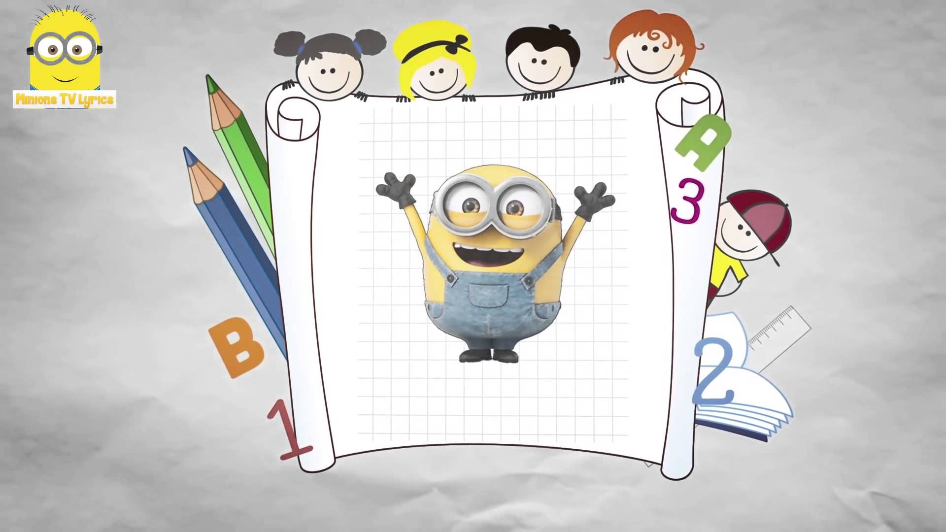 1920x1080 Minions Drawing Animation How To Draw Characters From Minions
