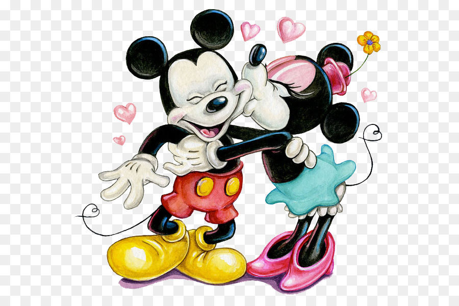 900x600 Mickey Mouse Minnie Mouse Drawing The Walt Disney Company