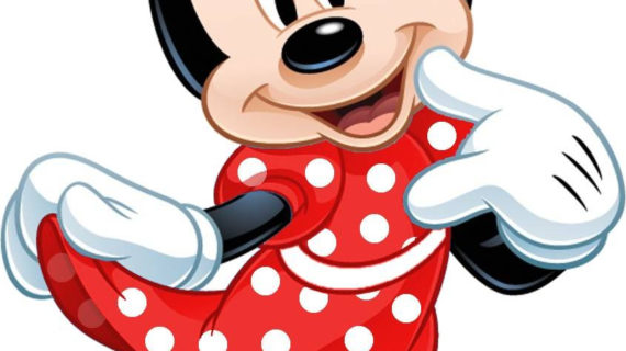 570x320 Minnie Mouse Cartoon Drawing How To Draw Minnie Mouse