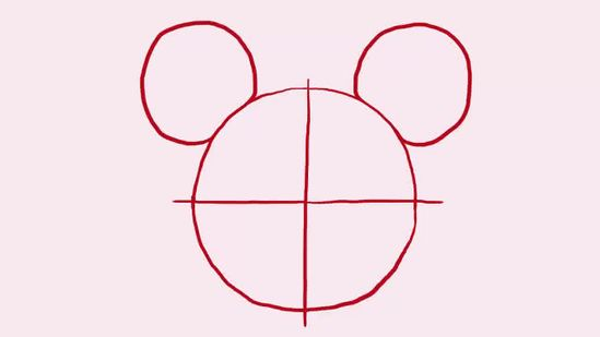 549x309 3 Ways To Draw Minnie Mouse Step By Step