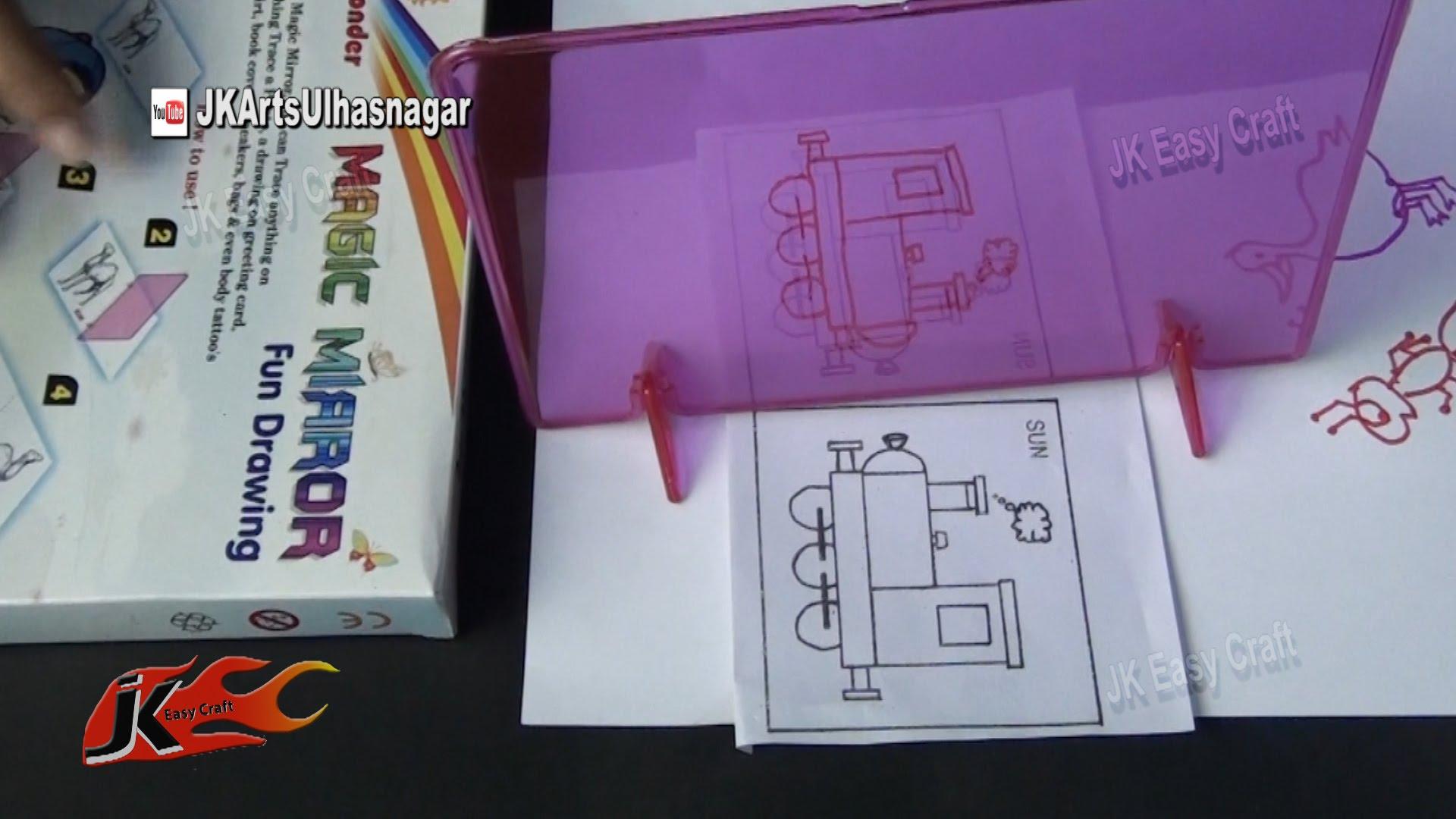 1920x1080 Magic Mirror Fun Drawing Set For Kids Activities Of Tracing