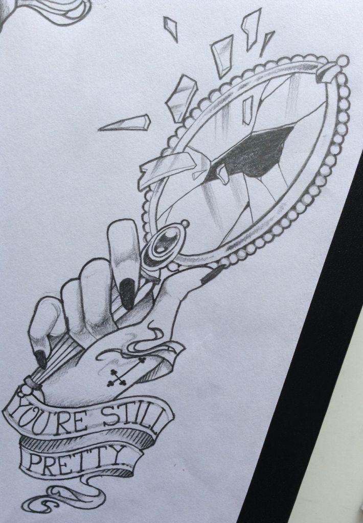 710x1024 Mirror Hand By Nina