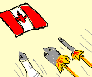 300x250 Attacking Canada With Missiles
