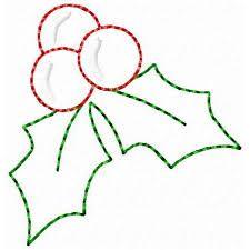 225x225 Mistletoe Drawing