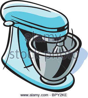 300x336 Drawing Mixer Food Appliance Stock Vector Art Amp Illustration