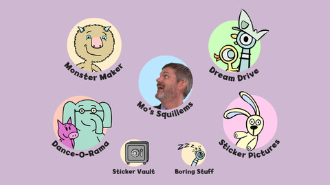 480x270 Draw (And Dance) With Mo Willems In Mo On The Go! Cool Mom Tech