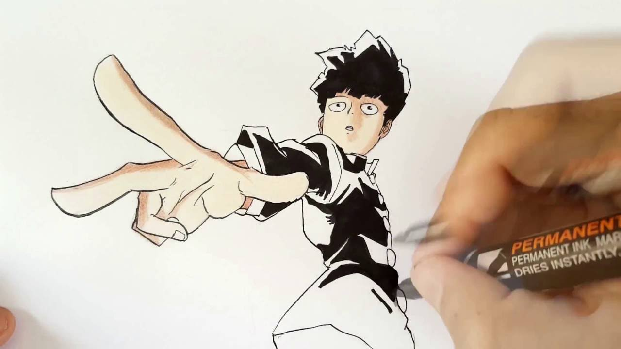 1280x720 Drawing Mob